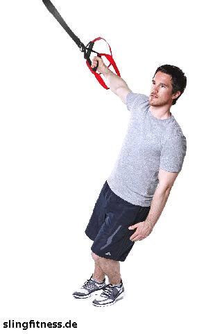 sling-training_Arme_Bizeps einarmig seitlich_1
