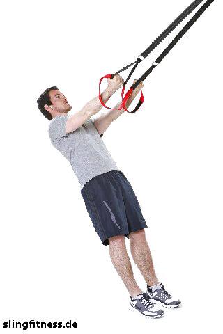 sling-training_Arme_Bizeps zum Kopf_1