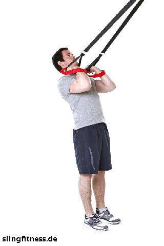 sling-training_Arme_Bizeps zur Schulter_2
