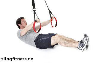 sling-training_Bauch_Assisted Crunch Fahrrad fahren_1