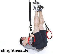 sling-training_Bauch_Assisted Crunch mit Power Lift_2