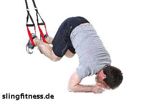 sling-training_Bauch_Recrunch auf Ellenbogen und anhocken_2