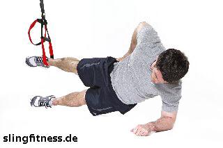sling-training_Bauch_Sidestaby einbeinig mit Adduktion_1