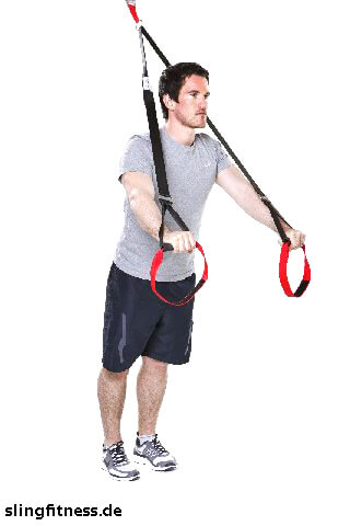 sling-training_Bauch_Standing Roll Out V-Form_1
