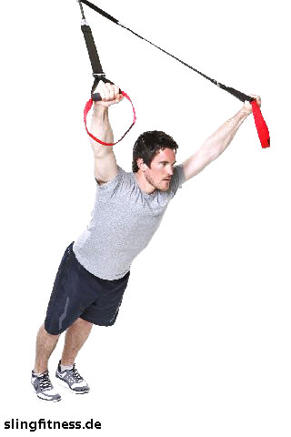 sling-training_Bauch_Standing Roll Out V-Form_2