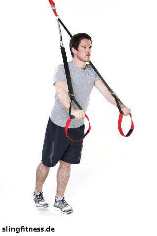 sling-training_Bauch_einbeiniger Standing Roll-Out_1