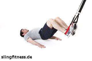 sling-training_Beine_Ischiocrural_ angewinkelt halten Hüfte auf und ab_1.jpg