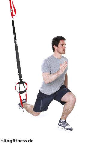 sling-training_Beine_Lunge_2