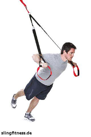 sling-training_Brust_Chest Press einbeinig_2