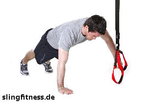 sling-training_Brust_Push up eine Hand am Griff_1